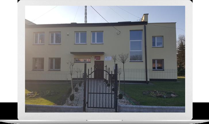 Home, Gminny Ośrodek Pomocy Społecznej w Łopusznie