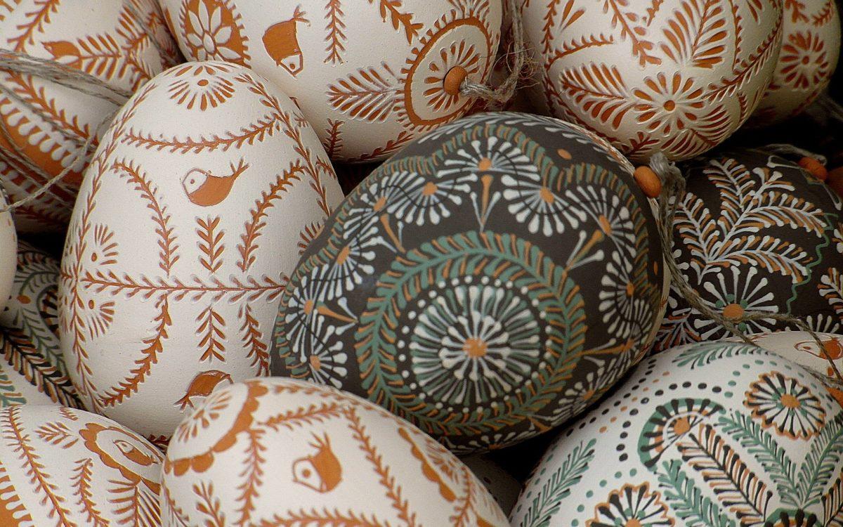 Życzenia Wielkanocne, Gminny Ośrodek Pomocy Społecznej w Łopusznie