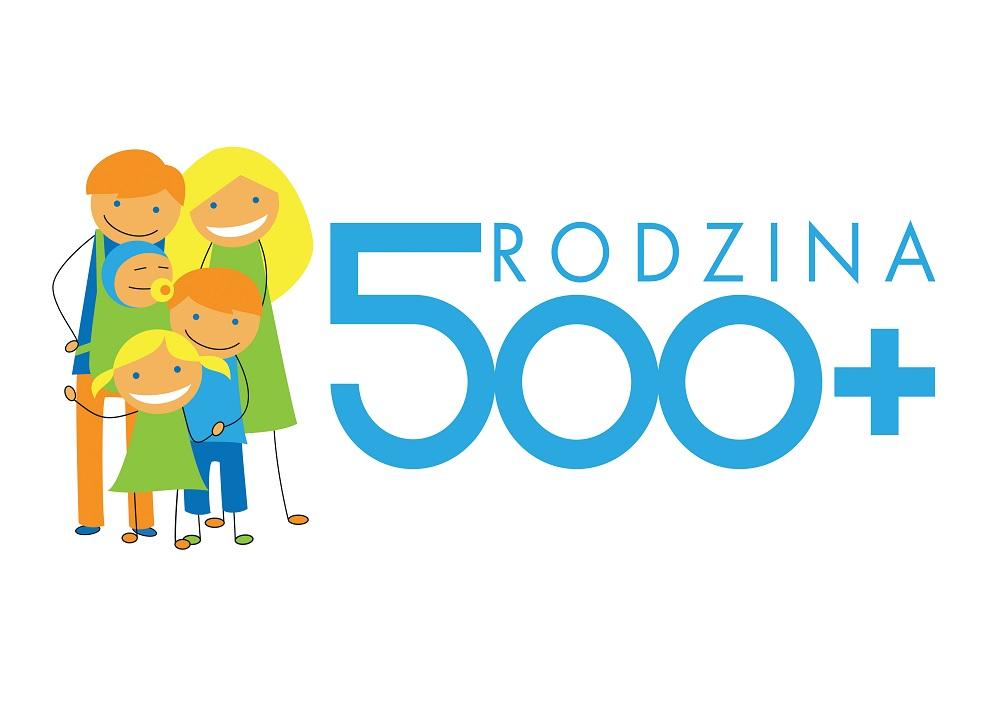 Informacja dotycząca świadczenia wychowawczego (500+), Gminny Ośrodek Pomocy Społecznej w Łopusznie