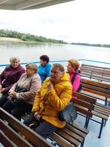 Wycieczka do Kazimierza Dolnego, Gminny Ośrodek Pomocy Społecznej w Łopusznie